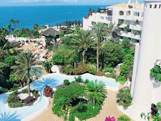 Jardin tropical hotel costa adeje royal tenerife - Jardin tropical costa adeje ...