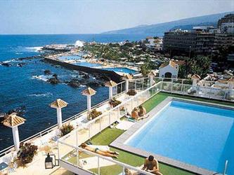San telmo hotel puerto de la cruz royal tenerife for Hotel luxury san telmo